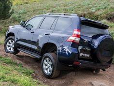 Land Cruiser Prado 150 Toyota review - http://autotras.com
