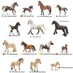 2014 schleich horses