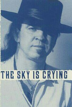 always... for Stevie Ray Vaughan