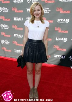 """Dove Cameron's trick for learning her """"Liv And Maddie"""" lines!"""