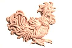 clay rooster art - Google Search