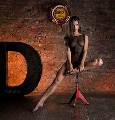 d 2 - Kristina Makarova better on black
