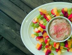 A Healthy Idea for School Birthday's - Unconventional Kitchen:: Fruit Kabobs with chocolate yogurt dip