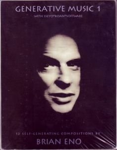 Brian Eno's Generative Music 1 with SSEYO Koan software front