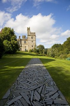 Visitors are invited to wander in the historic gardens of Lismore Castle, arranged over seven acres within the 17th century outer defensive walls!