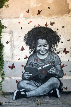 Street Art by Jeff Aerosol