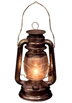 Light up your haunted house for your guests with this light up old lantern decoration. This lantern is a great decoration idea for Halloween.