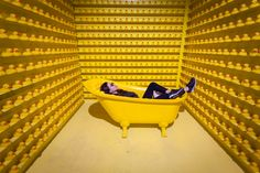Pop-ups ripe for Instagram fodder are having a bit of a moment (see: Museum of Ice Cream, and the forthcoming 29Rooms and Candytopia). And Happy Place