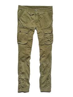 Women's Cargo Pants