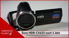 Review zum Camcorder Sony HDR-CX625 nach 1 Jahr Nutzung #review #camcorder #sonyhdrcx625