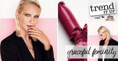 dm News: graceful feminity - die neue Limited Edition von trend IT UP!
