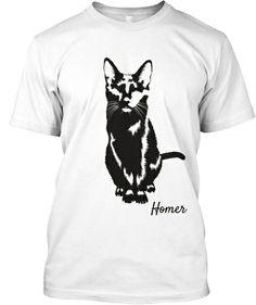 homer the cat shirt