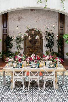 Colorful Moroccan Inspired Wedding Ideas