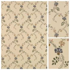 Robert Kime Textiles - Cornflowers