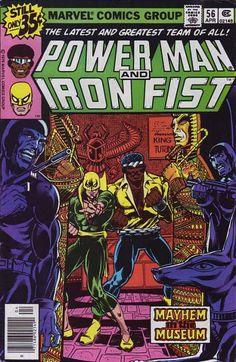 power man and iron fist comics | ... Comic Collector Connect » Comic Database » Power Man And Iron Fist
