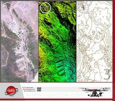 FOTOGRAMETRÍA AÉREA Realización de fotogrametría aérea, permitiendo obtener ortofotos y modelos digitales de terreno que podrán usarse para aplicaciones en minería, construcción, catastro, para inclusión en sistemas GIS y para realizar mediciones de superficies y volúmenes.