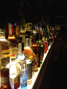 Tapta Caffee Whiskey Bottle, Vodka Bottle, Night, Drinks, Eat, Places, Food, Drinking, Beverages
