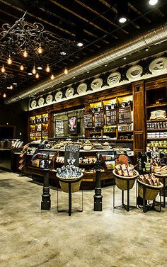 Starbucks Channels Old-World Mysticism In New Big Easy Store   Co.Design   business + design