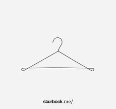 Kleiderbügel im 5er-Set: http://sturbock.me/portfolio/kleiderbuegel-5/
