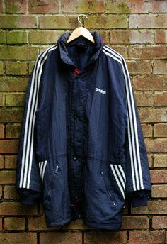 Image of Vintage Adidas Jacket Vintage Sport, Online Gift Shop, Vintage Adidas, Adidas Jacket, Peeps, Archive, Athletic, Image, Cotton