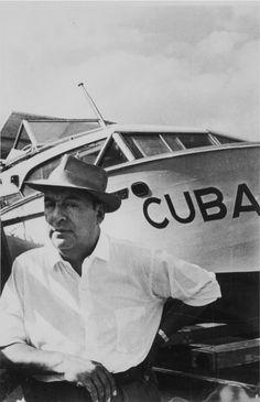 Alberto Korda • Pablo Neruda • La Havane • 1961