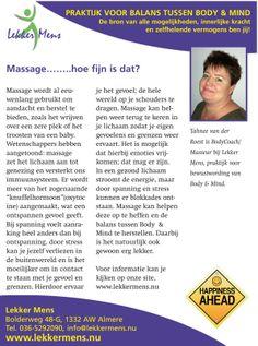 Massage www.lekkermens.nu