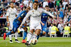 Real Madrid 7-3 Getafe Liga Spanyol 2014-2015