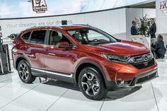 2017 Honda CRV EXL