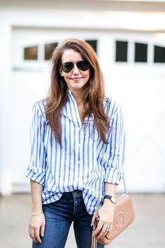 Casual Weekday Style - Dallas Wardrobe