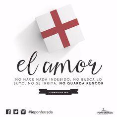 El amor de Dios.  God's love. #amor #love  Diseño de: luisneira.com