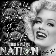 I Think You Got Your Fools Mixed Up... THERE IS ONLY ONE NATION BABYGIRL GRAPHICS