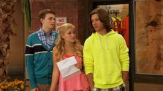Milton, Kim, and Jack