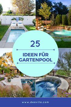 Kreative Designer Ideen Für Gartenpool Verwandeln Ihren Outdoor Bereich In  Eine Traumhafte Oase Und Verleihen