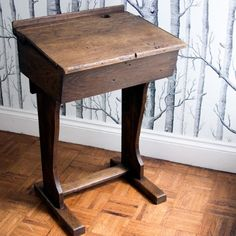 Old School Desk | The Other Duckling