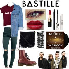 BASTILLE indie/grunge set - Polyvore