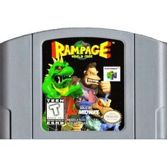 Today in gaming history  March 30, 1998 biological monster cause havoc on three contents. Try to stop Rampage 2: Universal Tour  Rampage 2: Universal Tour gives players the ability to stomp, punch, and kick everything in sight while trying to demolish a 2D city. Hostile threats include members of the armed forces, who will riddle your hide with bullets, explosives, and rockets on the ground as well as in the air. In order to clear a level, you'll have to completely destroy all of the…