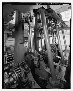 Virginia V, Historic Ships Wharf at Lake Union Park, Seattle, King County, WA | Library of Congress