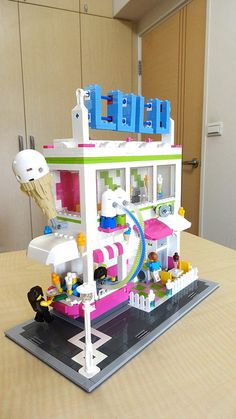 Legos, Lego Creative, Crafts For Kids, Arts And Crafts, Cool Lego Creations, Custom Lego, Lego Friends, Lego Building, Everyday Objects