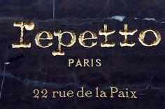 Repetto, Paris
