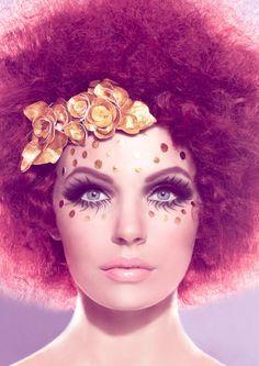 Where Professional Models Meet Model Photographers - ModelMayhem Love Makeup, Makeup Art, Beauty Makeup, Makeup Looks, Hair Makeup, Hair Beauty, Awesome Makeup, Fun Makeup, Awesome Hair