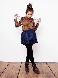 punky styling  #winterstil