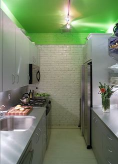green ceiling - Google Search