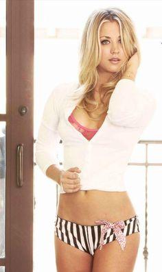 Kaley Cuoco Bikini Pictures