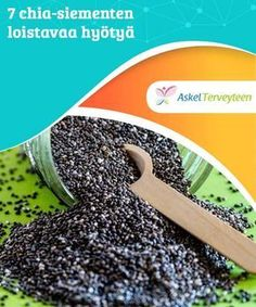 "7 chia-siementen loistavaa hyötyä Sana ""chia"" on #alunperin maya-intiaanien ilmaisu, joka #tarkoittaa voimaa. #Terveellisetelämäntavat Herbal Remedies, Natural Remedies, Health Tips, Health Care, Household Chores, Healthy Eating Tips, Health Motivation, Herbal Medicine, Natural Oils"
