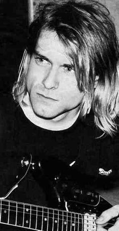 How I look when someone says that I'm a poser for listening to Nirvana because I'm only 16