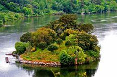 Ilha dos Amores - Castelo de Paiva