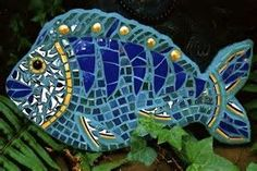 Image result for mosaic fish