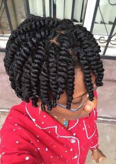 Protective style ( perfect chunky twits) Follow for more styles www.yeahsexyweaves.tumblr.com