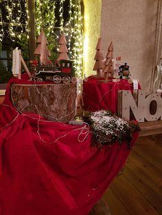 Polar Express Theme, Table Decorations, Furniture, Home Decor, Decoration Home, Room Decor, Home Furniture, Interior Design, Home Interiors