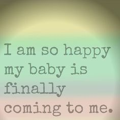 HypnoBirthing Affirmations. Learn more about HypnoBirthing classes in Montreal http://www.hypnobirthingcanada.com/(Pregnancy Beauty Tips) #NaturalPregnancyAdvice